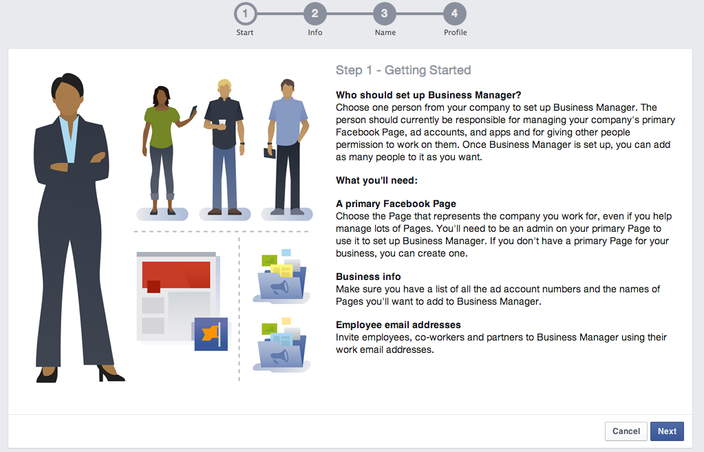 Facebook Business Manager - Getting Started