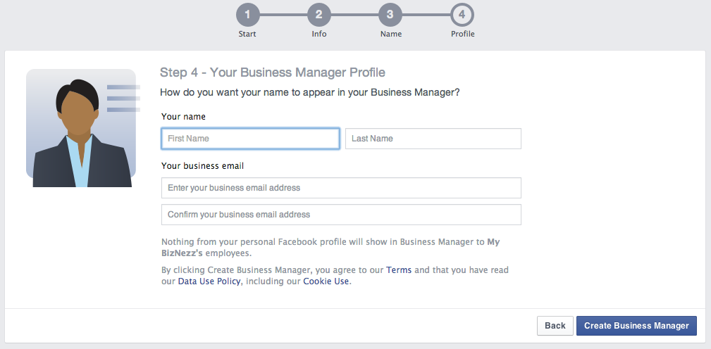 Facebook Business Manager - Your Business Manager Profile